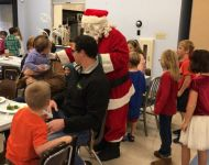 Children's Christmas party 13